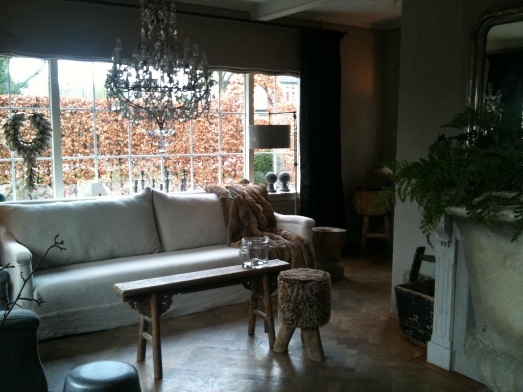 De beukenhof interieur home page - Gordijnen landelijke stijl chique ...